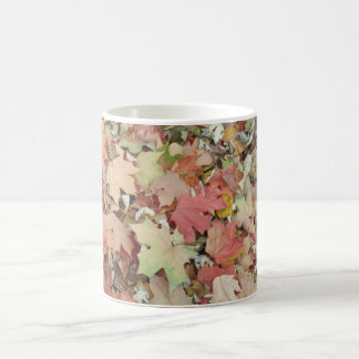Fallen Leaves 2016 Coffee Mug