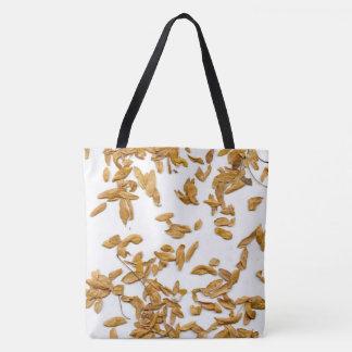 Fallen Leaves Tote Bag