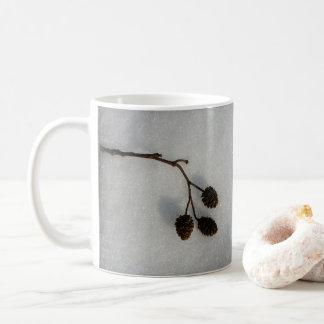 fallen twig coffee mug