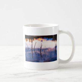 Fallen Twiggy Reflections Coffee Mug