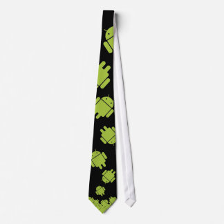 Falling ANDROID Necktie
