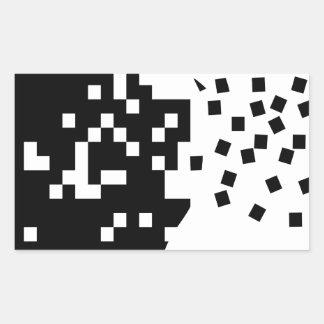 Falling Apart Sticker