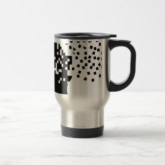 Falling Apart Travel Mug