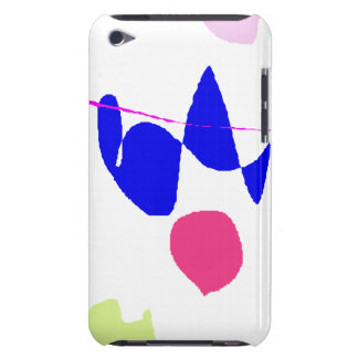 Falling Barely There iPod Cases