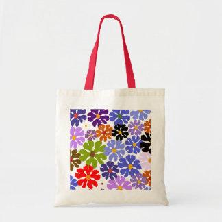 Falling Blossoms Modern Designer#3a Tote Bag Sale