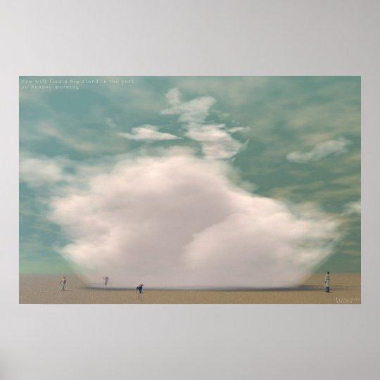 Falling Cloud Poster
