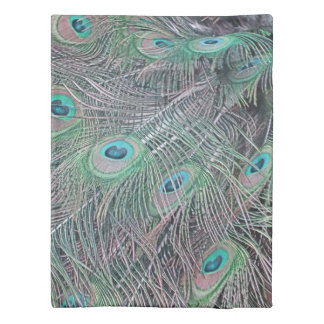 falling feathers duvet cover