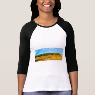 Falling for Michigan T-Shirt