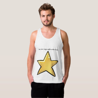 falling for yoyou are my superstar tank top