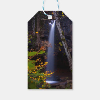 Falling Gift Tags