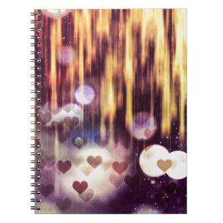 Falling hart notebook