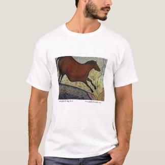 Falling Horse T-Shirt