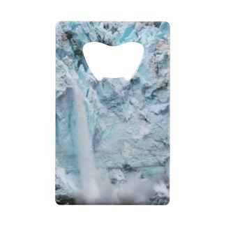 Falling Ice Bottle Opener Credit Card Bottle Opener