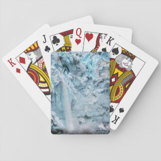Falling Ice Playing Cards