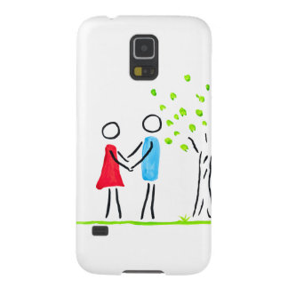 falling in Love Galaxy S5 Cases