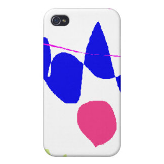Falling iPhone 4/4S Cover