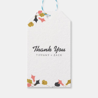 Falling Leaf Pack Of Gift Tags