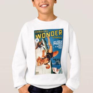 Falling Off a Glacier Sweatshirt