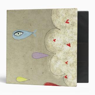 Falling Skyes Vinyl Binders