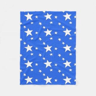 Falling Stars Fleece Blanket