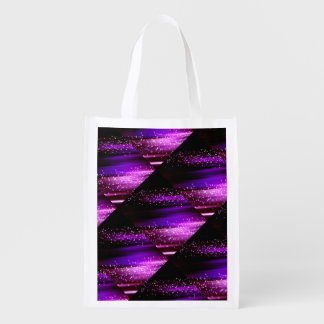 Falling Stars Reusable Grocery Bags