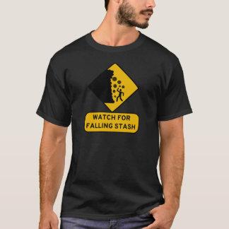 Falling Stash T-Shirt