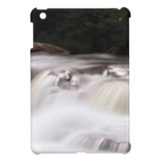 falling water flow iPad mini cover