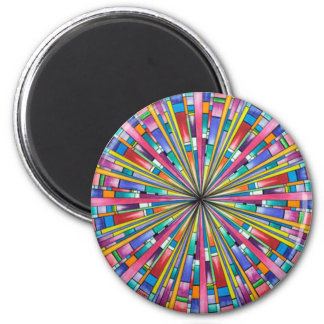 Falling Within Round Magnet