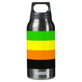 Fallln Aromantic Pride Flag Insulated Water Bottle
