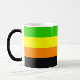 Fallln Aromantic Pride Flag Magic Mug