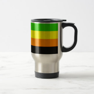 Fallln Aromantic Pride Flag Travel Mug