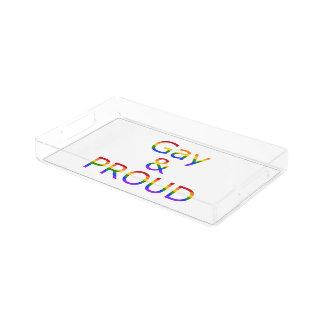Fallln Gay and Proud Perfume Tray