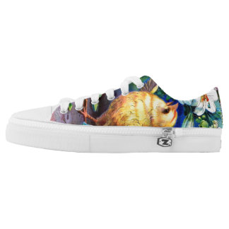 Falln A Happy Easter Chick Low-Top Sneakers