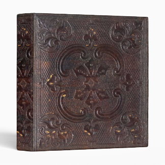 Falln Ancient Leather Book 3 Ring Binders