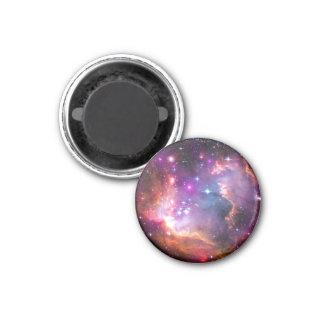 Falln Angelic Galaxy 1 Inch Round Magnet