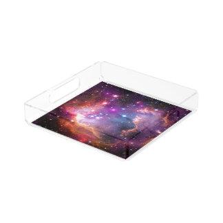 Falln Angelic Galaxy Acrylic Tray