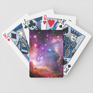 Falln Angelic Galaxy Bicycle Playing Cards