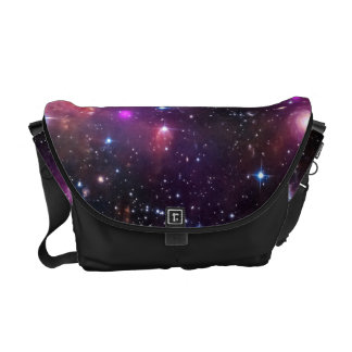 Falln Angelic Galaxy Courier Bag