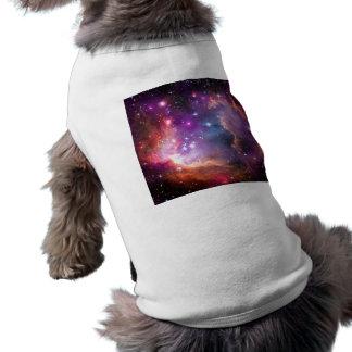 Falln Angelic Galaxy Dog Tshirt