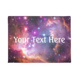 Falln Angelic Galaxy Doormat