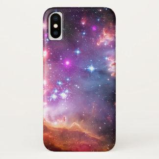 Falln Angelic Galaxy iPhone X Case