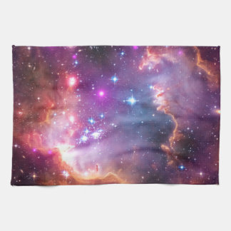 Falln Angelic Galaxy Kitchen Towel