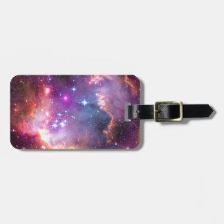 Falln Angelic Galaxy Luggage Tag