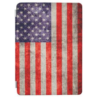 Falln Antique American Flag iPad Air Cover