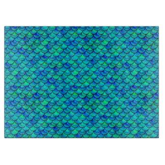 Falln Aqua Blue Scales Boards