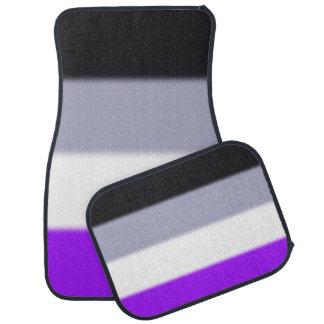 Falln Asexual Pride Flag Car Mat