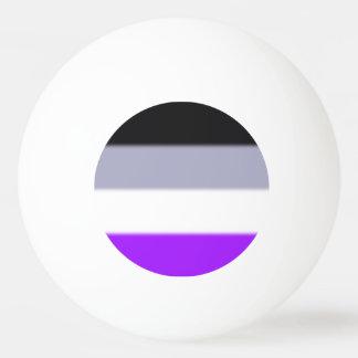 Falln Asexual Pride Flag Ping-Pong Ball