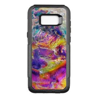 Falln Aura Crystal OtterBox Commuter Samsung Galaxy S8+ Case
