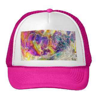 Falln Aura Crystal Trucker Hat