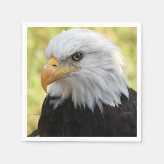 Falln Bald Eagle Liberty Napkin